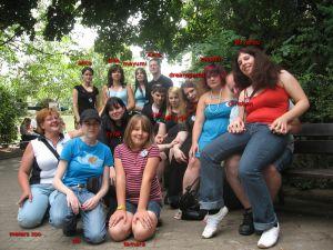 Forentreffen 2008 - Gruppenfoto