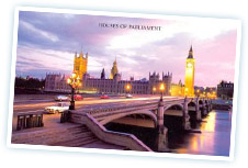Postkarte an uns